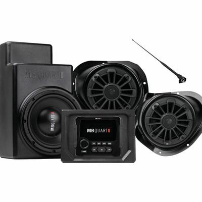 MB Quart Polaris General Tuned System Stage 3 2 Speaker MBQG-STG3-1