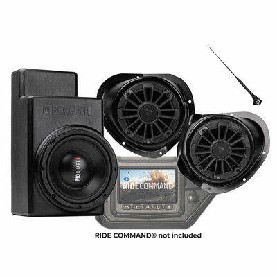 MB Quart Polaris General Tuned System Stage 3 2 Speaker for Ride Command MBQG-STG3-RC-1