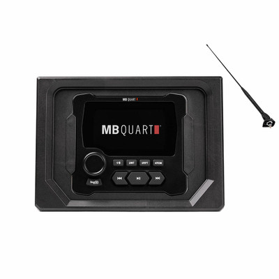 MB Quart Polaris General Tuned System Stage 1 MBQG-RAD-1
