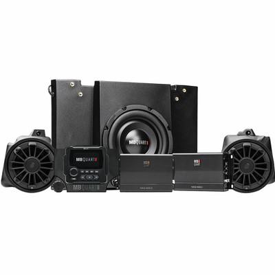 MB Quart Honda Talon Tuned Audio System Stage 3 MBQT-STG3-1