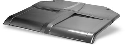 Maier Powersports Can-Am Commander / Maverick Roof Black Carbon Fiber 19571-30