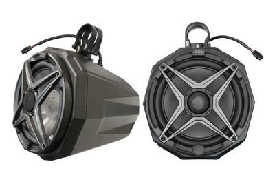 SSV Works 8-inch Cage Mount Speaker Pods US2-C8A