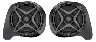 SSV Works Yamaha YZX1000R Front Speaker Pods with 120watt 6.5 YZ-F65