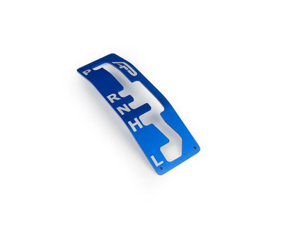 Agency Power Can-Am Maverick X3 Gear Shift Gate Blue AP-BRP-X3-310-BLU