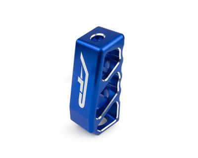 Agency Power Can-Am Maverick X3 Billet Grab Handle Blue AP-BRP-X3-315-BLU