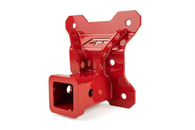 Agency Power Can-Am Maverick X3 Tow Hitch Receiver Red AP-BRP-X3-752-RD