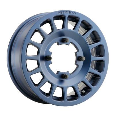 Method Race Wheels MR407 UTV Bead Grip 14x6 51 4x156 Bahia Blue MR40746046651