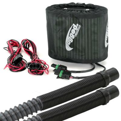 Rugged Radios Helmet Air Pumper Dual Motor Kit MAC-IDA-BUNDLE