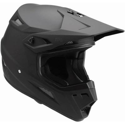 Answer Racing AR1 Solid Helmet Matte Black 446254