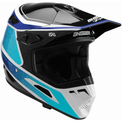 Answer Racing A22 AR1 Vivid Helmet Reflex/Astana Blue 446277