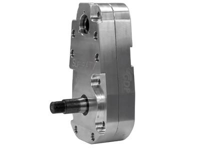 SuperATV Polaris RZR XP Turbo 8 Portal Gear Lift Kit PGH8-1-33-304-B