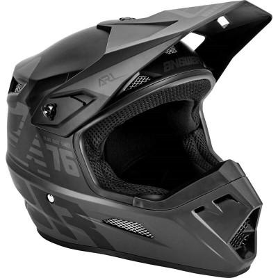 Answer Racing A22 AR1 Bold Helmet Matte Black 446022