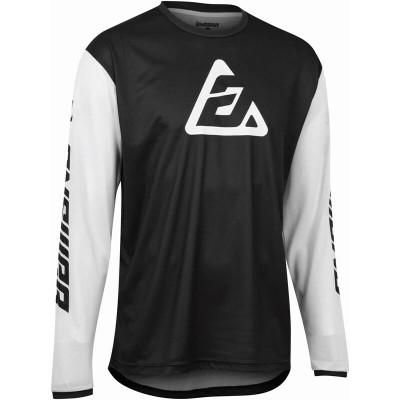 Answer Racing A22 Arkon Bold Mens Jersey Black/White 446830