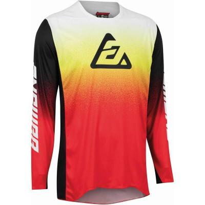 Answer Racing A22 Elite Proline Mens Jersey Red/Hyper Acid 446970