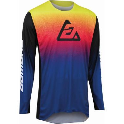 Answer Racing A22 Elite Proline Mens Jersey Reflex Blue/Air Pink 446956