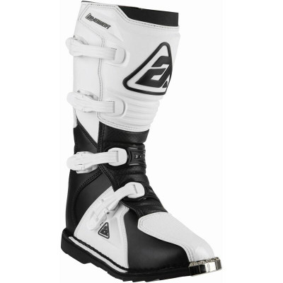 Answer Racing A22 AR1 Adult Boot Black/White 446633
