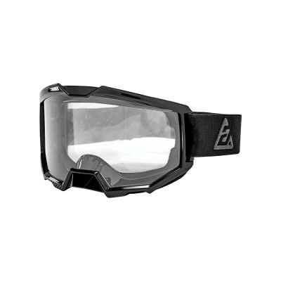 Answer Racing A22 Apex 1 Goggles Black/Black 446145