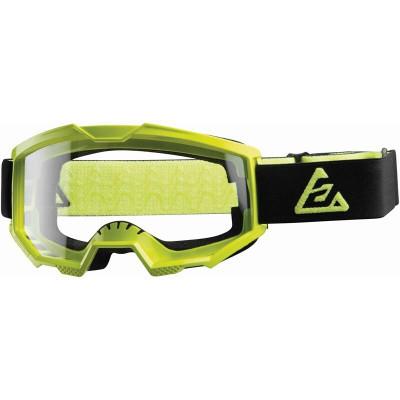Answer Racing A22 Apex 1 Goggles Black/Hyper Acid 446611