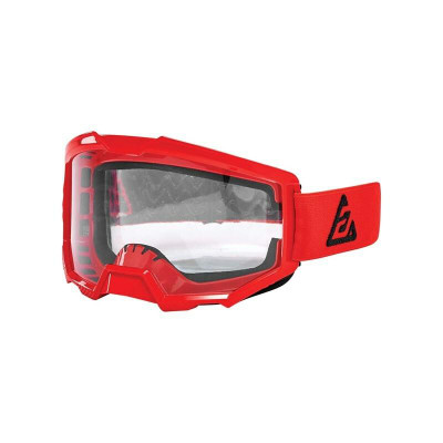 Answer Racing A22 Apex 1 Goggles Red/Black 446142