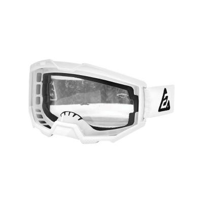 Answer Racing A22 Apex 1 Goggles White/Black 446144