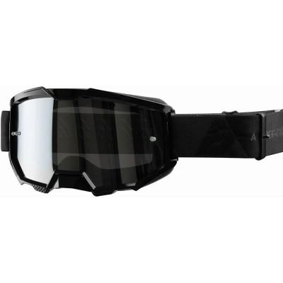 Answer Racing A22 Apex 3 Goggles Black/Black 446615