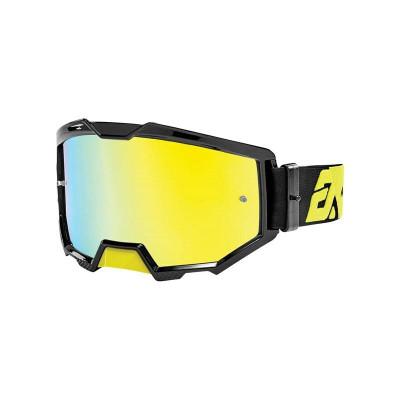 Answer Racing A22 Apex 3 Goggles Hyper Acid/Black 446154