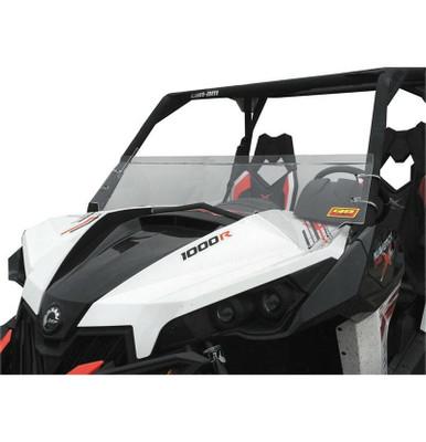 QuadBoss Honda Pioneer 1000 Half Windshield 375698