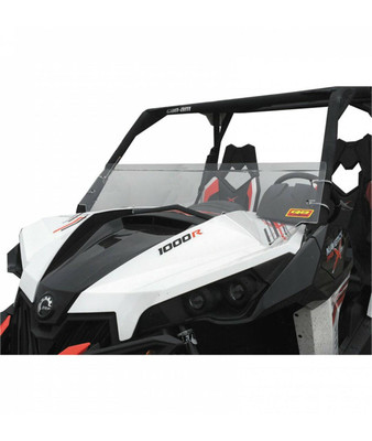 QuadBoss Kawasaki Teryx 4 750/800 Half Windshield 375656