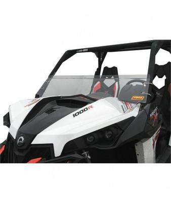 QuadBoss Honda Pioneer 700 Half Windshield 375655