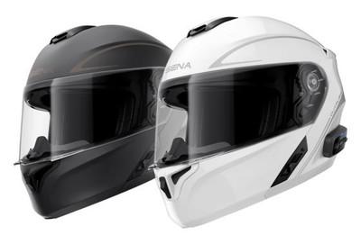 SENA Outrush R Modular Bluetooth Helmet OUTRUSHR-MB0XL1