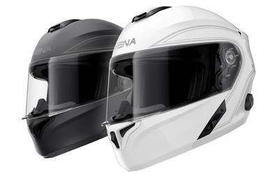 SENA Outrush Modular Bluetooth Helmet OUTRUSH-MB0XL