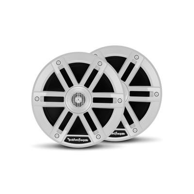 Rockford Fosgate M0 6.5 Marine Grade Speakers White M0-65