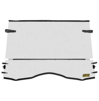 QuadBoss Can-am Commander 800/1000 Folding Windshield 375640