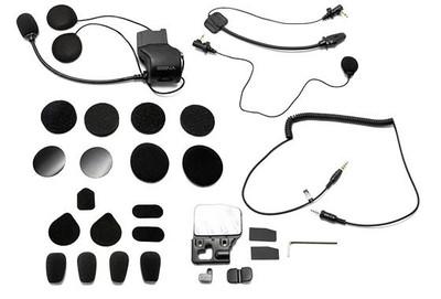 SENA Universal Helmet Clamp Kit with Slim Speakers 50S, 30K, 20S EVO and 20S SC-A0318