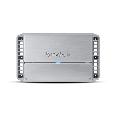 Rockford Fosgate Punch Marine 600 Watt 4-Channel Amplifier PM600X4