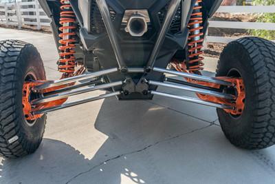 Madigan Can-Am Maverick X3 Radius Rods Rear X3-SR-RR-RS