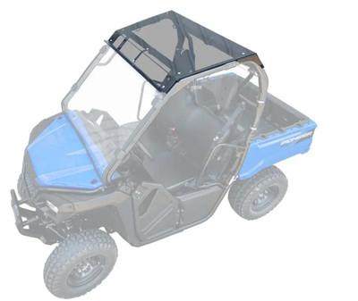 SuperATV Honda Pioneer 520 Tinted Roof ROOF-H-PIO520-71