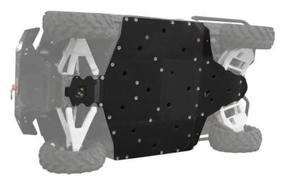 SuperATV Polaris Ranger XP 1000 Crew Full Skid Plate FSP-P-RAN900#D