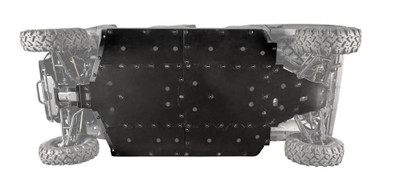 SuperATV Polaris Ranger Crew 1000 Full Skid Plate FSP-P-RAN1K4-002