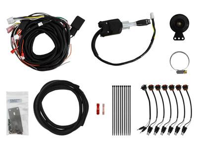 SuperATV Polaris Ranger XP 1000 Plug and Play Turn Signal Kit TSK-P-RAN900-004#AT