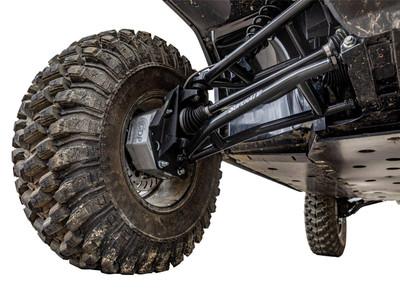 SuperATV Kawasaki Mule Pro 4 Portal Gear Lift PGH-4-50-151-B
