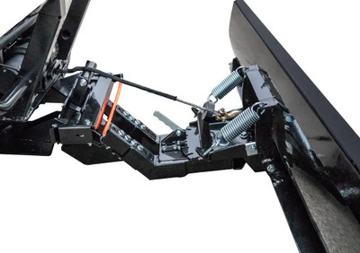 SuperATV Polaris RZR XP 900 Plow Pro Heavy Duty Snow Plow Kit SPM-P-RZRXP-K-72