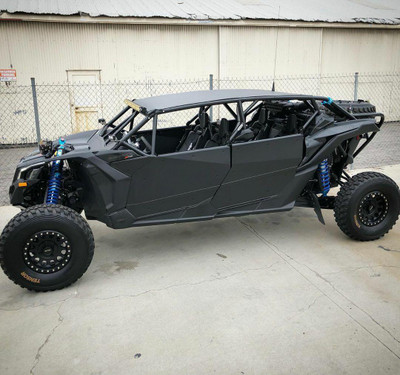 Fabwerx Can-Am X3 Cage 4-Seat 2017 CA-X3M-AG