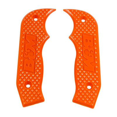 BandM Replacement Magnum Grip Shifter Handle Orange - 81203