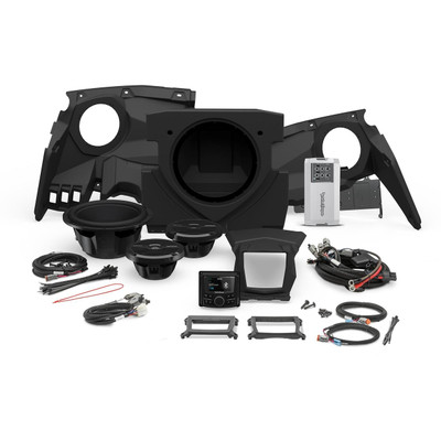 Rockford Fosgate 17-21 Can-Am Maverick X3 Audio Kit Stage 3 X317-STAGE3