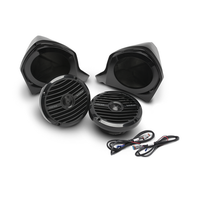 Rockford Fosgate Yamaha YXZ1000R Add-On Front Speaker Kit YXZ-UPPER