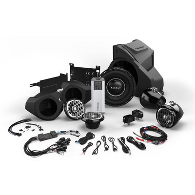 Rockford Fosgate 14-19 RZR Ride Command Kit Stage 5 RZR14RC-STAGE5