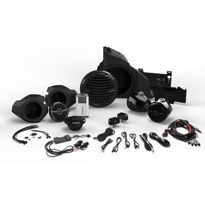 Rockford Fosgate 14-19 RZR Ride Command Kit Stage 4 RZR14RC-STAGE4