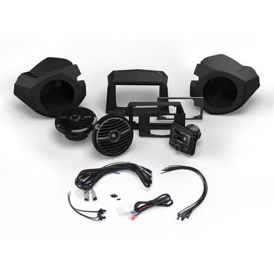Rockford Fosgate Polaris RZR Audio Kit, 2014 - Current Stage 2 RZR14-STAGE2