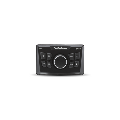 Rockford Fosgate Ultra Compact Digital Media Receiver - PMX-0 PMX-0